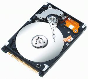 iMac hard drive
